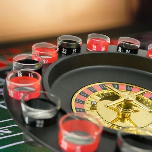 Roulette alkoholos játék